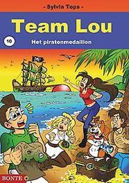 Team Lou 10 Het piratenmedaillon Sylvia, Tops, Paperback