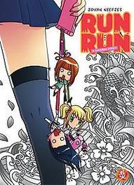 RunRun a sukeban story, Neefjes, Johan, Paperback