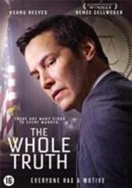 Whole truth, (DVD) CAST: KEANU REEVES, RENEE ZELLWEGER, JIM BELUSHI DVDNL