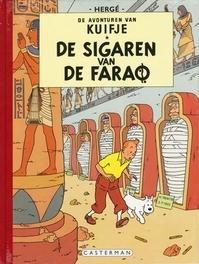 KUIFJE FACSIMILE KLEUR HC04. SIGAREN VAN DE FARAO KUIFJE FACSIMILE KLEUR, HERGÉ, Hardcover