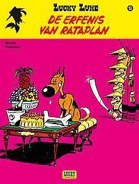 LUCKY LUKE 43. DE ERFENIS VAN RATAPLAN LUCKY LUKE, Morris, Paperback