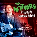 ATTACK OF THE.. -CD+DVD- .....