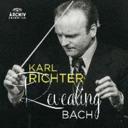 REVEALING BACH KARL RICHTER BACH, CD