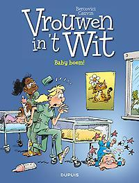 VROUWEN IN'T WIT 39. BABY BOEM ! VROUWEN IN'T WIT, Cauvin, Raoul, Paperback