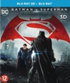 Batman v Superman - Dawn of justice (3D), (Blu-Ray). BLURAY