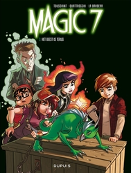MAGIC 7 03. HET BEEST IS TERUG !