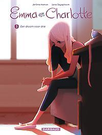 EMMA EN CHARLOTTE 01. EEN DROOM VOOR DRIE EMMA EN CHARLOTTE, Hamon, Jérôme, Paperback