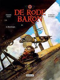 RODE BARON 02. BLOEDREGEN 2/3 RODE BARON, Veys, Pierre, Paperback