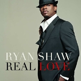 REAL LOVE RYAN SHAW, CD