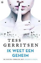 Ik weet een geheim Gerritsen, Tess, Paperback