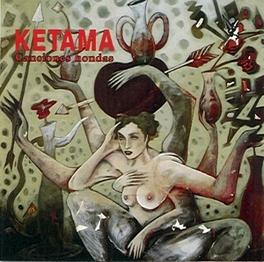 CANCIONES HONDAS KETAMA, CD