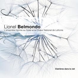 DES CLAIRIES DANS LE CIEL LIONEL BELMONDO, CD