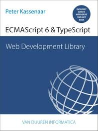 ECMAScript-TypeScript. Kassenaar, Peter, Paperback