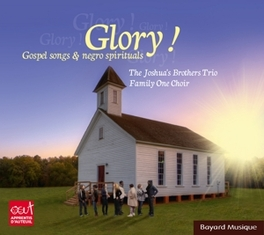 GLORY! NEGRO SPIRITUALS JOSHUA BROTHER, CD