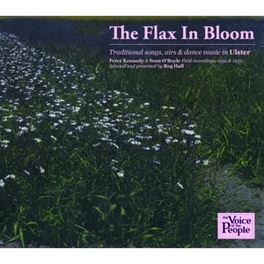 FLAX IN BLOOM W/PADDY TUNNEY/PADDY MCCLUSKEY V/A, CD