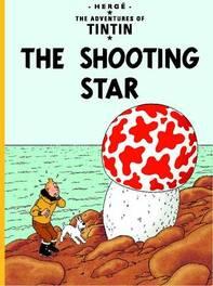 Shooting Star TINTIN, Hergé, Paperback