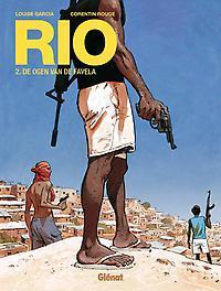 RIO 02. DE OGEN VAN DE FAVELA RIO, Rouge, Corentin, Paperback