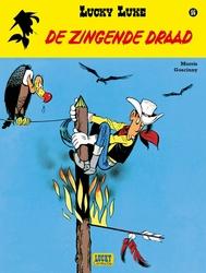 LUCKY LUKE 46. DE ZINGENDE DRAAD