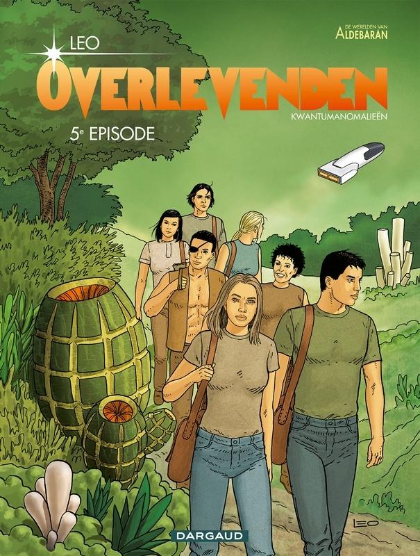 Overlevenden 5 Overlevenden, Léo, Paperback