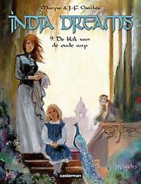 De blik van de oude aap India Dreams, Charles, Maryse, Hardcover