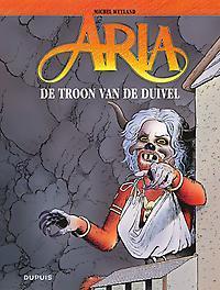 De troon van de duivel Aria, Weyland, Michel, Paperback