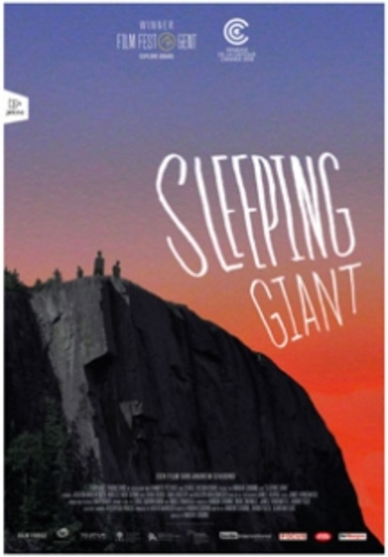 Sleeping giant, (DVD) DVD