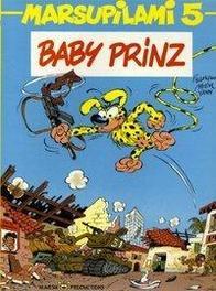 MARSUPILAMI 05. BABY PRINZ MARSUPILAMI, Franquin, André, Paperback