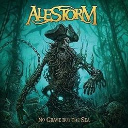 NO GRAVE BUT THE SEA .. THE SEA ALESTORM, CD