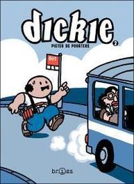 Dickie 2 Pieter, de Poortere, Hardcover