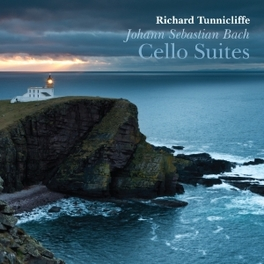 CELLO SUITES RICHARD TUNNICLIFFE J.S. BACH, CD