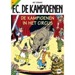 FC DE KAMPIOENEN 049. IN HET CIRCUS