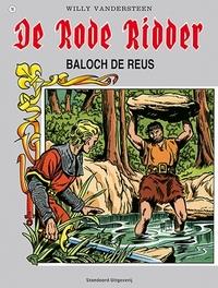 Baloch de reus RODE RIDDER, Willy Vandersteen, Paperback