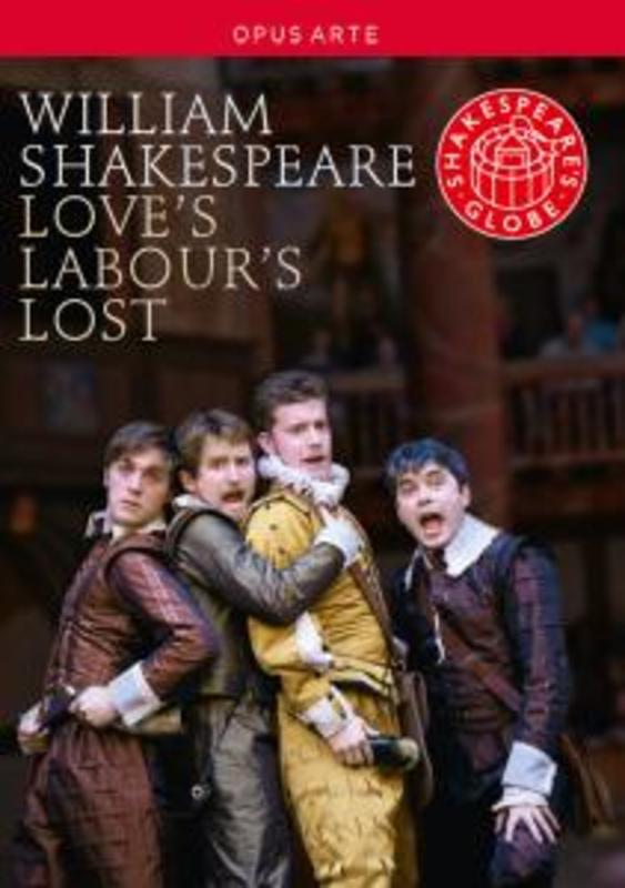 LOVE S LABOUR S LOST, SHAKESPEARE, WILLIAM CUMBUS/GRAVELLE/ANOUKA/FARTHING DVD, W. SHAKESPEARE, DVDNL