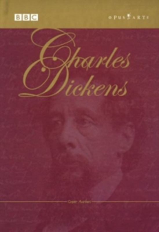 GREAT AUTHORS DICKENS, DICKENS PAL/ALL REGIONS -W/RADCLIFFE, LESSER, SCALES, WEST/...D DVD, DOCUMENTARY, DVDNL