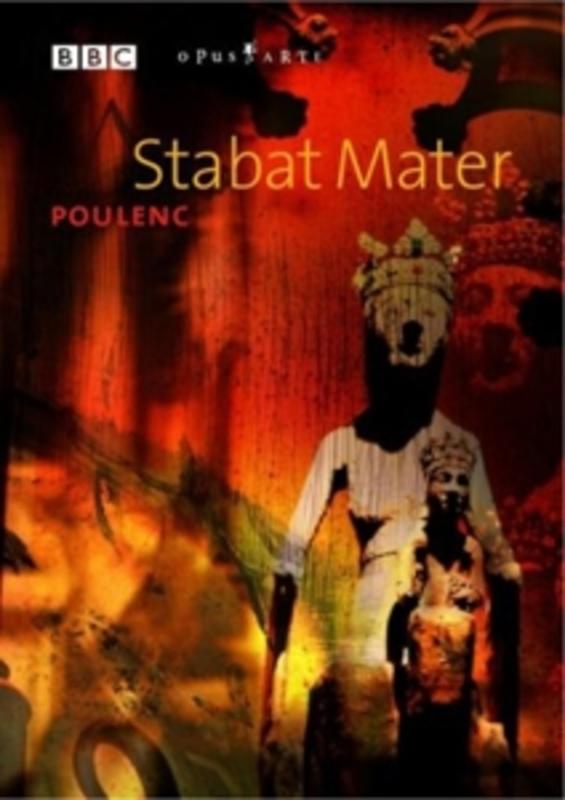 STABAT MATER, POULENC, ROBINSON, C. PAL/NTSC/ALL REGIONS -BBC PHILHARMONIC/CHRISTOPHER ROBI DVD, F. POULENC, DVDNL