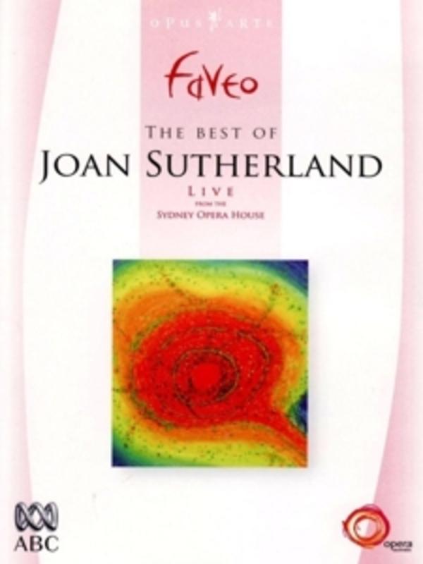 THE BEST OF JOAN SUTHERLAND, DONIZETTI/CILEA/POULENC/BELLINI/STR, BONUNGE, R. NTSC/ALL REGIONS/OPERA AUSTRALIA/RICHARD BONYNGE DVD, JOAN SUTHERLAND, DVDNL