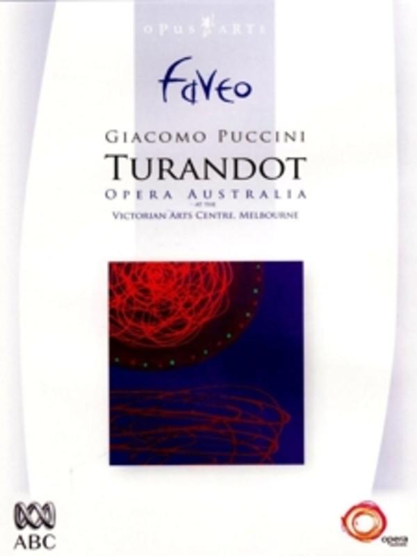 TURANDOT, PUCCINI, CILLARIO, C.F. AUSTRALIAN OPERA ORCH./C.F.CILLARIO, ALL REG. DVD, G. PUCCINI, DVDNL