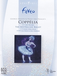 COPPELIA, DELIBES, SMITH, N. NTSC/ALL REGIONS/AUSTRALIAN OPERA & BALLET ORCHESTRA