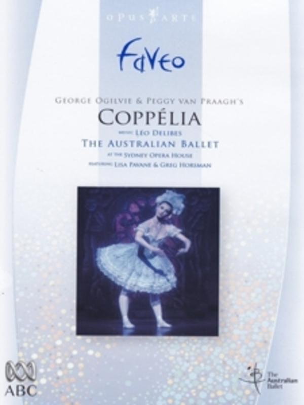 COPPELIA, DELIBES, SMITH, N. NTSC/ALL REGIONS/AUSTRALIAN OPERA & BALLET ORCHESTRA DVD, L. DELIBES, DVD