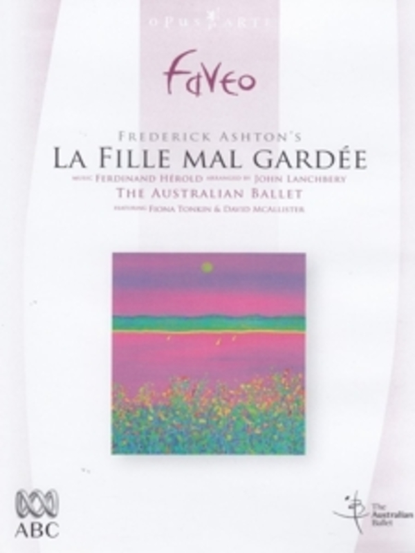 LA FILLE MAL GARDEE, HEROLD, SMITH, N. NTSC/ALL REGIONS/ORCHESTRA VICTORIA/N.SMITH DVD, HEROLD, DVDNL
