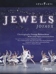 JEWELS, FAURE/STRAVINSKY/TCHAIKOVSKY, BALANCHINE, G./CONNELLY, P. NTSC/ALL REGIONS//BALLET & ORCH.OF THE OPERA NAT.
