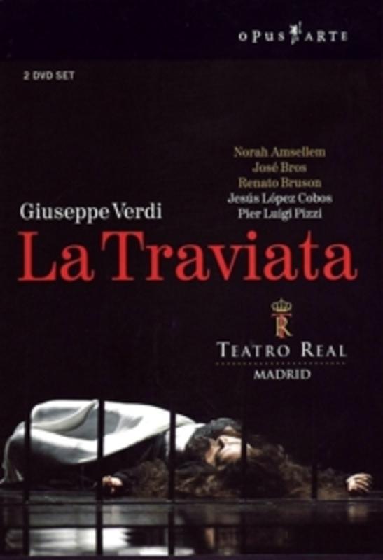 LA TRAVIATA, VERDI, COBOS, J.L. NTSC/ALL REGIONS//TEATRO REAL MADRID/LOPEZ COBOS DVD, G. VERDI, DVDNL