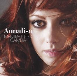 MENTRE TUTTO CAMBIA ANNALISA, CD