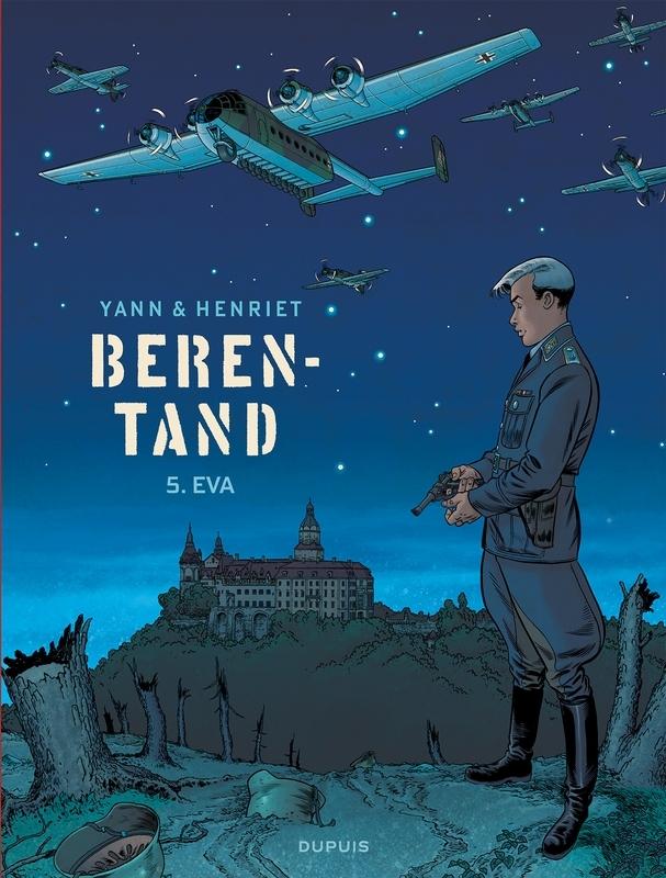 Eva Berentand, Yann, Hardcover