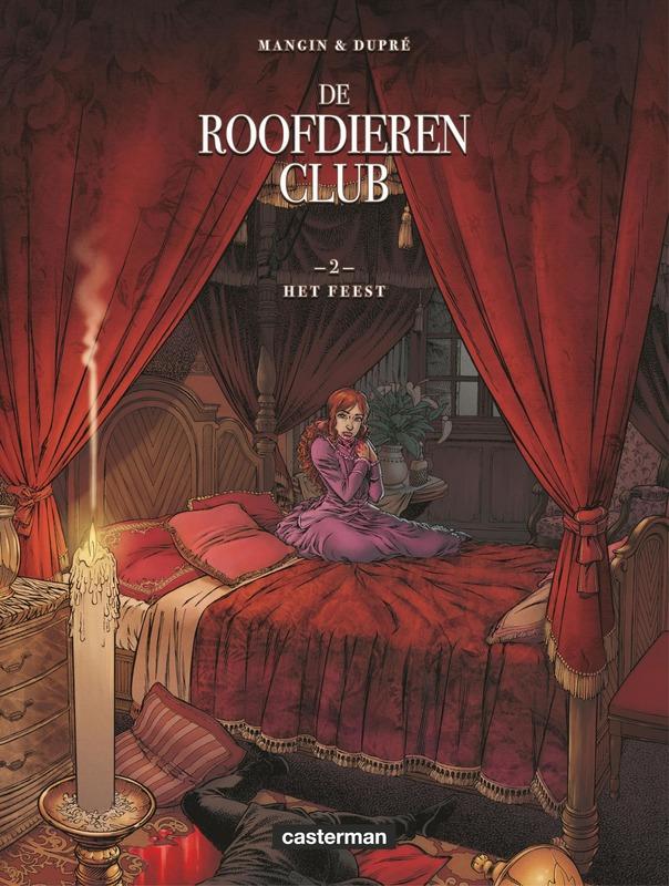 ROOFDIERENCLUB 02. HET BANKET ROOFDIERENCLUB, Mangin, Valérie, Paperback