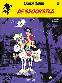 LUCKY LUKE 25. DE SPOOKSTAD LUCKY LUKE, Goscinny, René, Paperback