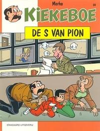 KIEKEBOES DE 089. DE S VAN PION (HERDRUK) De Kiekeboes, Merho, Paperback