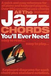 All the Jazz Chords You'll Ever Need!. Jack Long, onb.uitv.