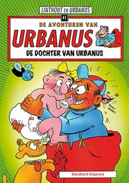 URBANUS 041. DE DOCHTER VAN URBANUS URBANUS, Linthout, W., Paperback