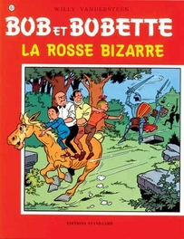 La Rosse Bizarre Bob et Bobette, Vandersteen, Willy, Paperback